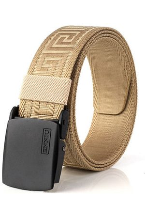 Newchic Nylon Canvas Belts Automatic Buckle