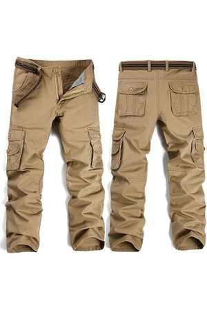 Newchic Multi-Pocket Casual Loose Cargo Pants