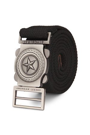 Newchic Outdoor Automatic Buckle Canvas Military Tactical Belt