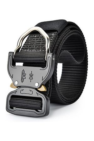 Newchic Military Plate Buckle Belt