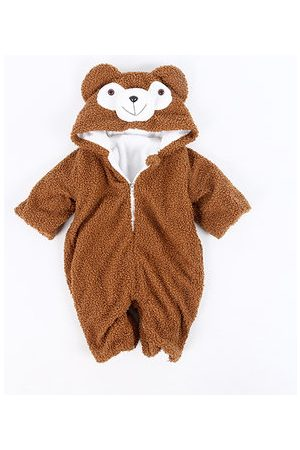 Newchic Animal Bear Cute Infant Baby Romper