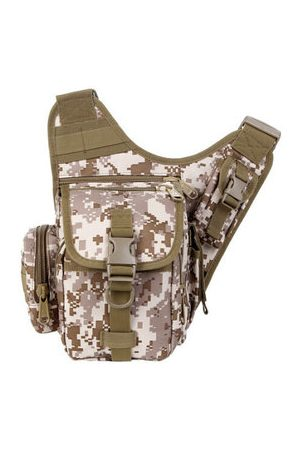 Newchic Army Fans Bag Hiking Outdoor Camera Bag Travel Versatile Shoulder Chest Bag