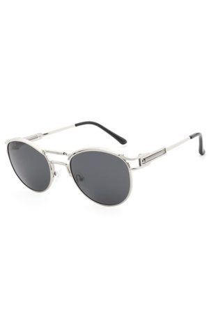 Newchic Aviator Polarized Unisex Metal Frame Sunglasses