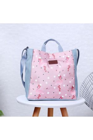 Newchic Women Suitcases & Luggage - Women Casual Print Flower Oxford Travel Shoulder Bags