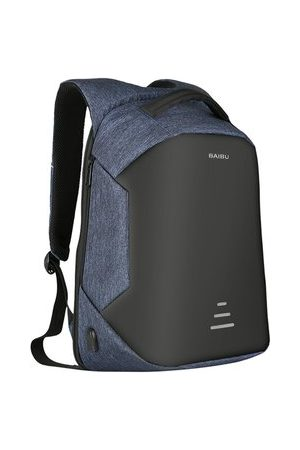 Newchic Oxford Large Capacity Waterproof USB Charging Backpack