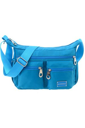 Newchic Ladies Crossbody Bag Oxford Nylon Long Strap Shoulder Bag Leisure Travel Bag
