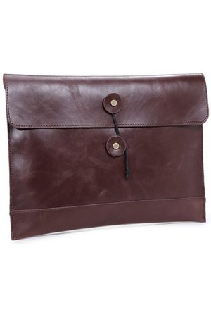 Newchic Vintage Business Casual Clutch Bag File Bag Envelope Bag