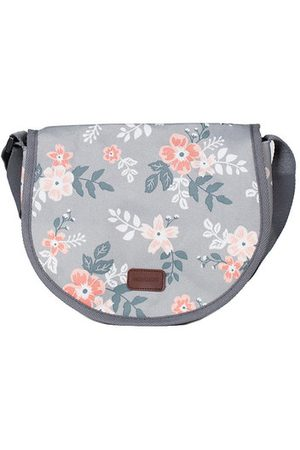 Newchic Women Concise Print Flower Crossbody Bags Travel Storage Bag