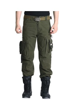 Newchic Outdoor Multi-pockets Military Tactical Cargo Pants