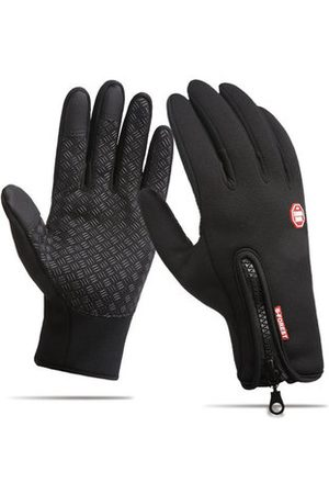 Newchic Windproof Waterproof Touch Screen Fleece Cycling Gloves