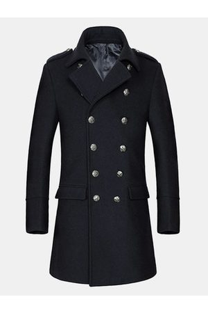 Newchic Winter Woolen Jacket Coat