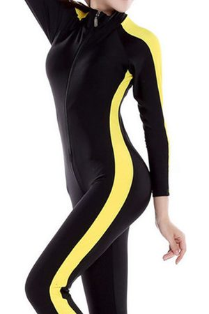 Newchic Front Zipper Long Sleeves Diving Equipment Surfing Suit