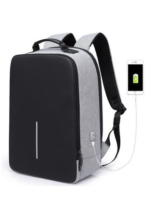 Newchic KAKA Business Canvas Casual Backpack For Men