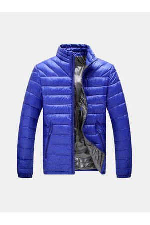 Newchic Mens Thin Duck Down Jackets