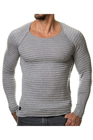 Newchic Striped Folds Slim Fit Casual T shirt