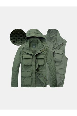 Newchic Quickly Dry Detachable Hood Jacket
