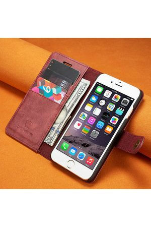 Newchic Men And Women 2PCS Trifold 3 Card Slot Phone Bag For iPhone