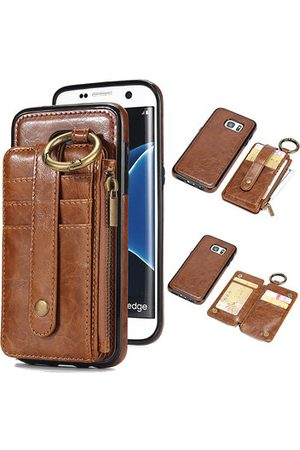 Newchic Men Phone Cases - Men Card Holder Phone Case For Samsung Iphone