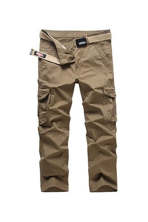 Newchic Multi-pocket Outdoor Cargo Pants