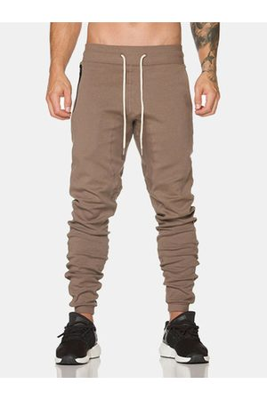Newchic Breathable Joggers Casual Sport Pants