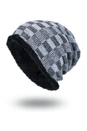 Newchic Colored Blockage Beanie Hats