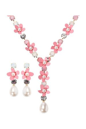 Newchic Women Jewellery Sets - JASSY Pearl Bridal Jewellery Set