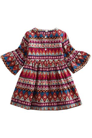 Newchic Girls Casual Dresses - Bohemian Style Girls Casual Dresses