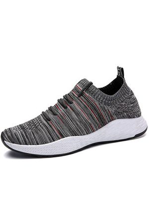 Newchic Men Breathable Running Shoes