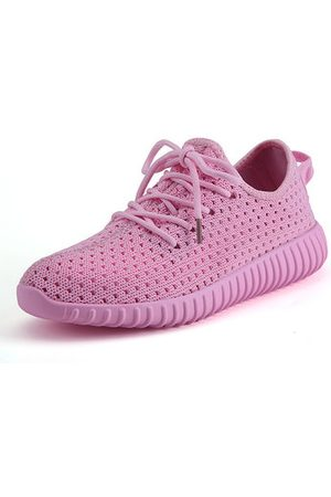 Newchic Women Shoes - Hollow Out Athletic Sport Shoes