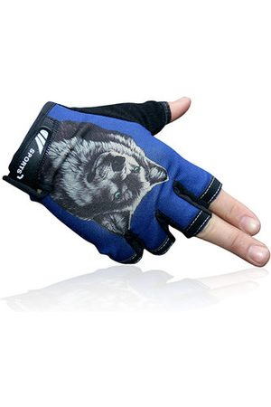 Newchic Half-Finger Fishing Gloves Thin Breathable Antiskid Outdoor