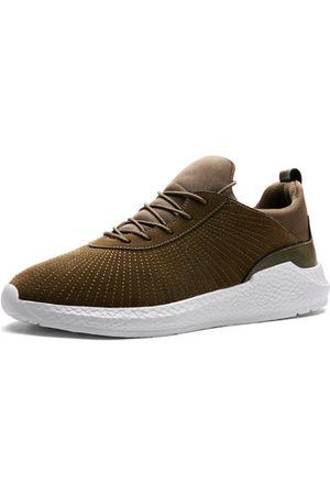 Newchic Men Non-slip Lace Up Sport Casual Sneakers