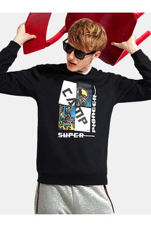 Newchic Mens 100% Cotton Casual Hoodies