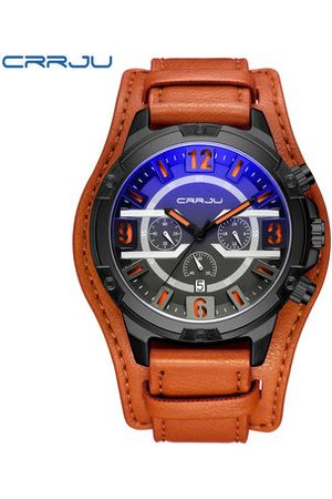 Newchic Waterproof Military Leather Watch