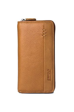 Newchic Vintage Genuine Leather Casual Clutch Bag Wallet For Men