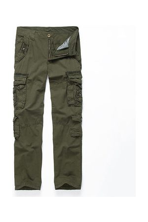 Newchic Mens Multi-pocket Cargo Pants