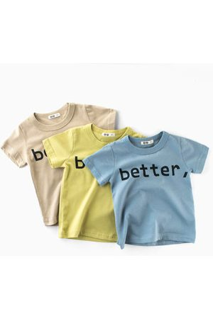 Newchic BETTER Printed Baby Boys Summer Tees