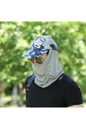 Newchic Breathable Baseball Cap With Mask