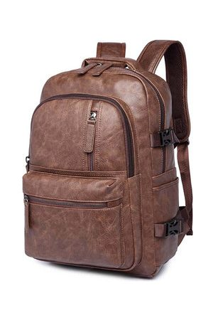 Newchic Multi-pocket Large Capacity Casual Backpack For Men
