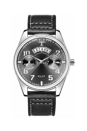 Newchic Luxury Pilot Leather Watches