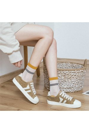 Newchic Women Socks - Invisible Middle Tube Socks