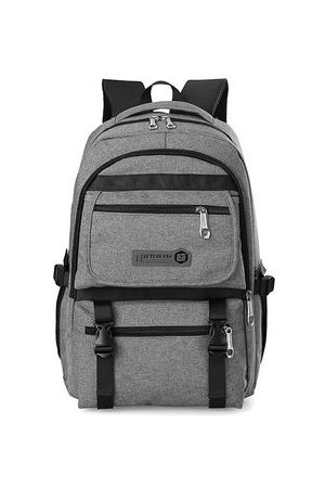 Newchic Oxford Large Capacity Laptop Bag Outdoor Travel Backpack