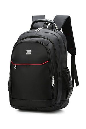 Newchic Water Resistant Casual Business Travel Laptop Bag Backpack