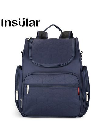 Newchic Insular Multifunctional Diaper Storage Bag Mommy Backpack