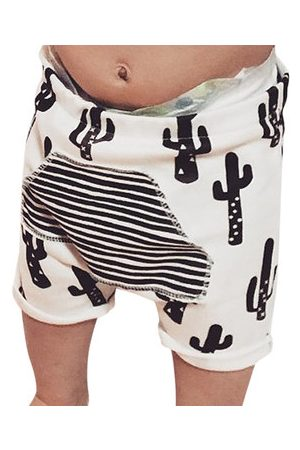 Newchic Pattern Printed Boys Shorts