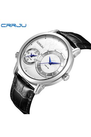 Newchic CRRJU Two Dial Men's Watches