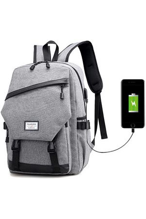 Newchic Oxford Large Capacity Travel 16 Inch Laptop Bag Backpack
