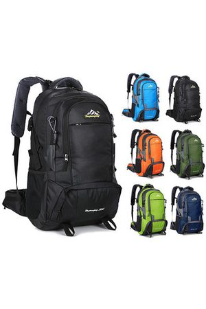 Newchic Large Capacity Waterproof Outdoor Travel Climbing Backpack
