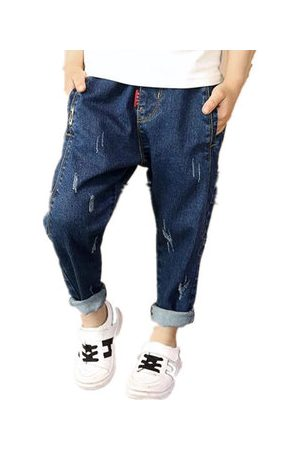Newchic Stylish Infant Toddler Boy Jeans 4-15Y