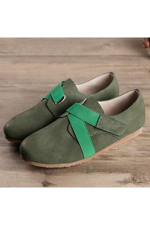 Newchic SOCOFY Soft Flat Casual Shoes