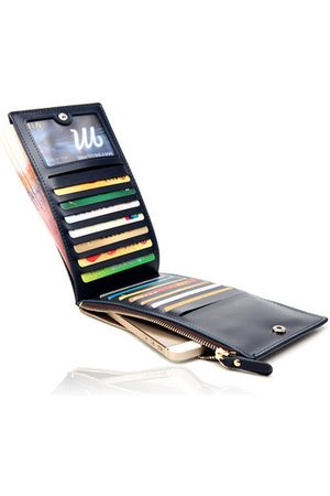 Newchic 15 Card Slots Business 5.5 Inch Phone Bag Long Wallet